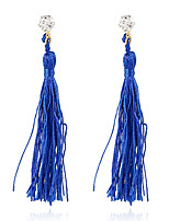 Women's Earrings Set Basic Tassel Hypoallergenic Alloy Jewelry For Gift Evening Party Stage Club Street