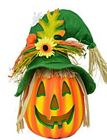Halloween Scarecrows Pumpkin Lights Bar Shopping Mall Decorative Props Kindergarten Pumpkin Light Cute Pumpkin Lantern