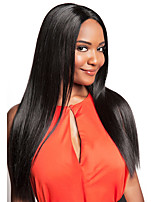 Best Lace Wigs Silky Straight Glueless Natural Hair Wigs Brazilian Hair Free Part with Baby Hair Natural Hairline Human Hair Wigs for Black Women