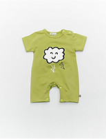 Baby Others One-Pieces,Cotton Summer Short Sleeve