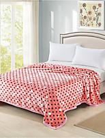 Super Soft Geometric Cotton Blend Blankets