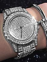 Жен. Детские Модные часы Часы-браслет Уникальный творческий часы Повседневные часы Имитационная Четырехугольник Часы Часы со стразами
