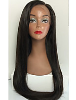 New 9A Straight Lace Front Human Hair Wigs with Baby Hair Glueless Lace Front Wigs 100% Brazilian Virgin Hair Wigs for Black Woman