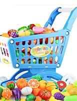 Los alimentos de juguete Plásticos