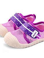 Girls' Flats Comfort First Walkers Summer Tulle Casual Fuchsia Ruby Blushing Pink Flat