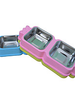 Cat Dog Bowls & Water Bottles Pet Bowls & Feeding Durable