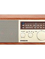 WR-11BT Radio Radio FM Enceinte interne Marron