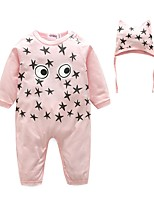 Baby Fashion One-Pieces,Cotton Spring/Fall Long Sleeve
