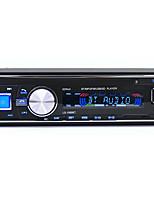 12v carro áudio rádio estéreo 10m distância de transmissão fm bluetooth v2.0 usb sd mp3 player aux mic mãos-livres com controle remoto