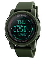SKMEI Муж. Спортивные часы Армейские часы Модные часы Наручные часы Уникальный творческий часы Повседневные часы электронные часы Японский