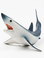 Animals Action Figures Fish Shark Animals Teen Silicon Rubber Classic & Timeless