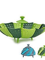 Creative Home kitchen Gagets Tool Plastic Foldable Fruit Basket For Fruits & Vegetables Storage Box