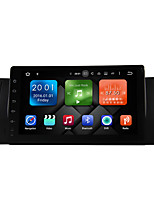 9-Zoll-Quad-Core Android 6.0.1 Auto Multimedia-Audio-GPS-Player-System 2GB RAM in Wifi gebaut&3g Ex-tv dab für BMW E39 dy9002