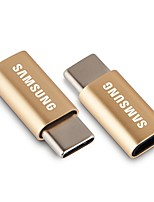 SAMSUNG GD600 Micro USB 2.0 Adapter Micro USB 2.0 to USB 2.0 Type C Adapter Male - Female