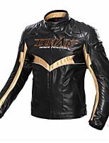 DUHAN D-095  Motorcycle Jacket Riding Clothes Men Leather Motorcycle Motorcycle Motorcycle Clothing Leather