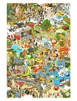 Jigsaw Puzzles Jigsaw Puzzle Building Blocks DIY Toys Other