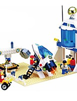 Building Blocks For Gift  Building Blocks Architecture Spacecraft Plastics All Ages 6 Years Old and Above Toys PCS292