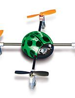 Dron Walkera LadybirdV2 4 Canales Vuelo Invertido De 360 Grados Quadcopter RC Mando A Distancia Cable USB 1 Batería Por Dron Manual De