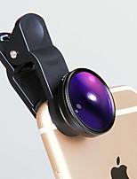 Lente do telefone móvel ivr 10x macro lente externa grande angular de 28mm