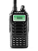Dual band 2 way radio dual standby dual display QUANSHENG TG-UV2 with FCC CE certification Walkie Talkie