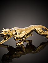 DIY Automotive Ornaments  Money Leopard  Creative interior decorations Decoration  Car Pendant & Ornaments Metal
