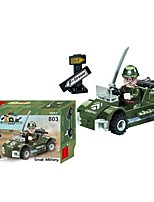 Building Blocks For Gift  Building Blocks Car Plastics All Ages 14 Years & Up ToysPCS51