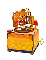 музыкальная шкатулка Медведи