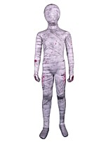 Disfraces de Cosplay Súper Héroes Cosplay de películas  Leotardo/Pijama Mono Zentai Halloween Navidad Carnaval Día del Niño Lycra Spandex