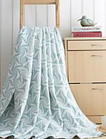 Woven Creative Bamboo/Cotton Blankets