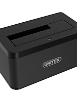 Unitek Y-1078 3.5/2.5 inch Sata3 USB3.0 5 Gbps Aluminum Alloy Black Hardware Box