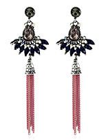 Women's Earrings Set Basic Tassel Vintage Rhinestone Alloy Jewelry For Gift Daily Office & Career Date Club