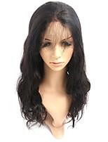 Pelucas frontales del cordón del pelo humano del cordón caliente 360 el pelo de la onda del cuerpo de la densidad del 150% 8 '' - 22 ''