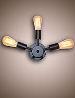E26/E27 Clásico Vintage Retro Innovador Característica Luz Ambiente Luz de pared