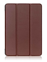 Твердый цветной узор pu кожаный чехол с подставкой для вкладки lenovo 4 10 plus (tb-x704fn) 10,1-дюймовый планшетный ПК