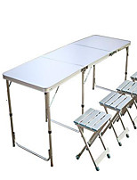 Camping Table Portable Aluminium Alloy for Camping / Hiking