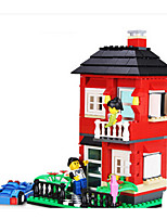 Building Blocks For Gift  Building Blocks House ABS 6 Years Old and Above Toys