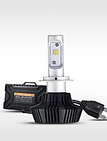 New Arrival 100W 8000LM Double Colors LED Headlight Kit White/Yellow Color Integrated