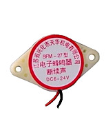 SFM-27 Electronic Buzzer Waterproof And Dustproof Anti-Theft Siren