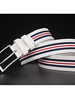 Men's Alloy Waist Belt,Vintage Casual Fashion Color Block Patchwork