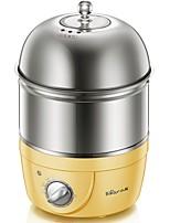 Egg Cooker Eggboilers simplesMultifonction Fonction de synchronisation Conception verticale Léger et pratique Bruit faible Indicateur