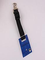 Laisses Portable Ajustable Couleur Pleine Nylon