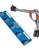 Five-Way Trace Sensor