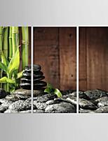 Отпечатки на холсте Абстракция,3 панели Холст Вертикальная С картинкой Декор стены For Украшение дома