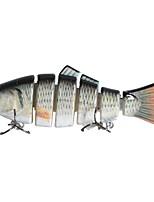 1 штук Жесткая наживка Жесткая наживка г/Унция мм дюймовый,Пластик Металл Ловля на приманку Ужение на спиннинг Обычная рыбалка