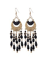 Women's Earrings Set Basic Natural Vintage Alloy Jewelry For Gift Evening Party Stage Date Club