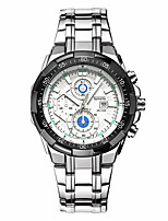 Men Watches business Quartz 30M waterproof watches men's stainless steel band auto date wristwatches relojes
