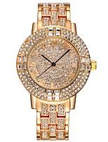 Жен. Спортивные часы Нарядные часы Часы-браслет Уникальный творческий часы Повседневные часы Имитационная Четырехугольник Часы Часы со
