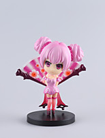 Anime Action Figures Inspired by Cosplay Cosplay PVC CM Model Toys Doll Toy 1set