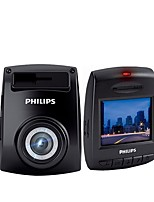 Philips ADR6191080p 110 angle Car DVR  2.0 Inch Screen Dash Cam Night Vision