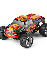 WLtoys 18402 2.4GHz 4WD 1/18 25km/h Brushed Electric RTR Monster Truck RC Car